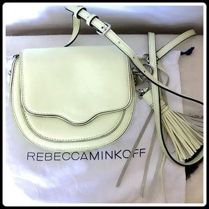 Rebecca Minkoff MINI SUKI Crossbody SADDLE Bag New